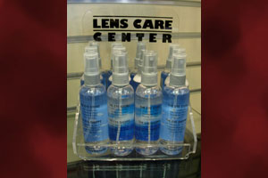 Lens Care Center | The Eye Shoppe | The Eye Store | Optometrist