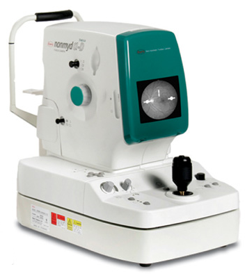 Retinal camera | The Eye Shoppe | The Eye Store | Optometrist