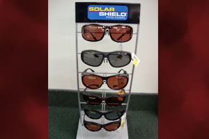 Solar Shield | The Eye Shoppe | The Eye Store | Optometrist