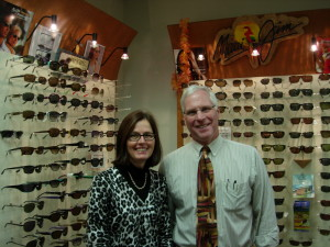 Jeff & Judy Kehr | Eye Store and Shoppe Norristown Collegeville Dresher
