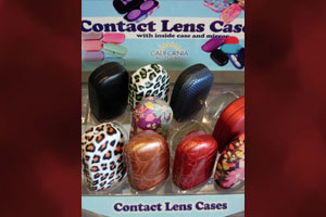Contact Lens Cases | The Eye Shoppe | The Eye Store | Optometrist