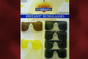 Instant Sunglasses | The Eye Shoppe | The Eye Store | Optometrist