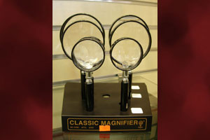 Magnifiers | The Eye Shoppe | The Eye Store | Optometrist