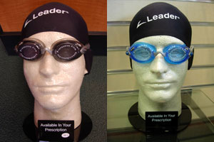 Prescription Swim Goggles | The Eye Shoppe | The Eye Store | Optometrist
