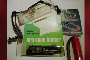 Assorted Sport Straps   The Eye Shoppe   The Eye Store   Optometrist
